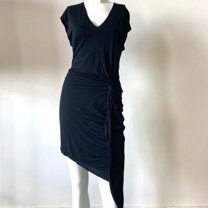 Helmut Lang jersey dress, size L